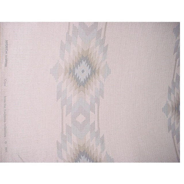Design House: Andrew Martin Pattern Name: Cruz Pattern Number: HACICRDE Colorway: Desert Collection: Hacienda Length and...