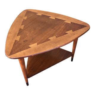 Mid-Century Lane Acclaim Side Table For Sale
