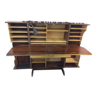 Rosewood Magic Box Desk Mummenthaler Meler Danish