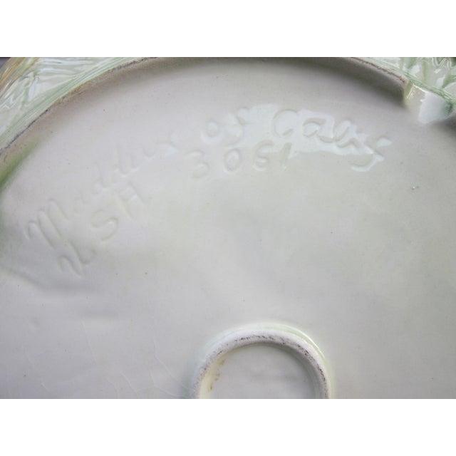 Ceramic 1960s Vintage Cabbage Serving Bowl For Sale - Image 7 of 8