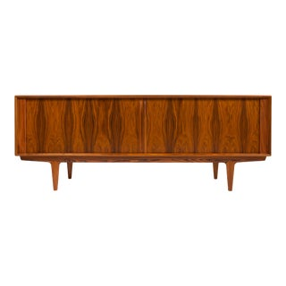 Bernhard Peterson & Søn Credenza Model 156 in Rosewood For Sale
