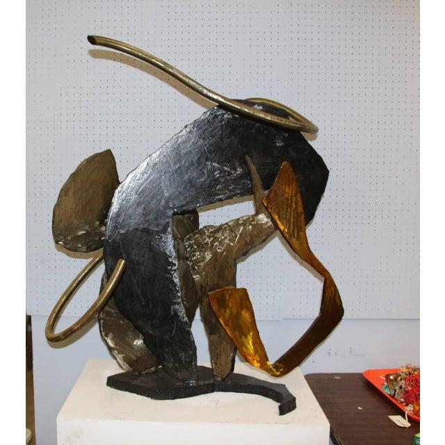 Large Impressive Arthur Gibbons Sculpture For Sale In Palm Springs - Image 6 of 12