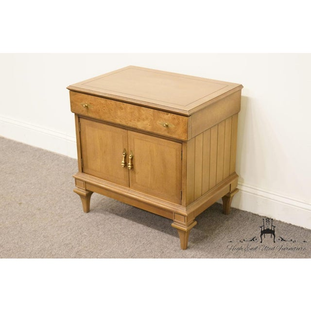 American of Martinsville Late 20th Century Vintage American of Martinsville Nightstand For Sale - Image 4 of 12