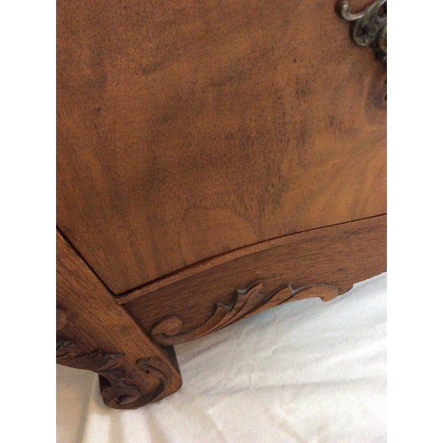 Antique Marble Top Chest For Sale - Image 9 of 13