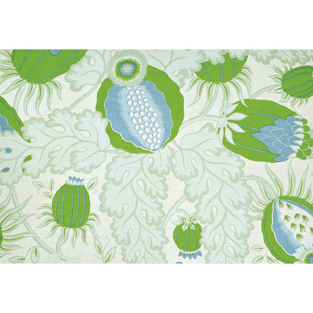 Christopher Farr Christopher Farr Carnival Green Pillow Covers- Set of 4 For Sale - Image 4 of 7