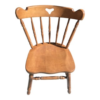 Mid 20th Century Vintage Tell City Dining Chair For Sale