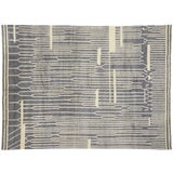 Image of Contemporary Gray Moroccan Area Rug - 10′1″ × 13′8″ For Sale