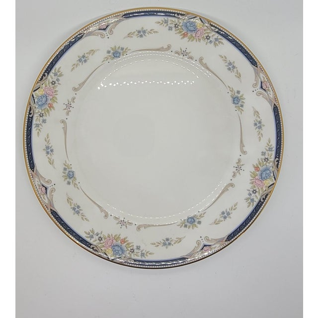 6 Piece Service for 12 Lenox Abigail Porcelain China Dinnerware Set, 1990s ~ Mint ~ For Sale In New York - Image 6 of 13