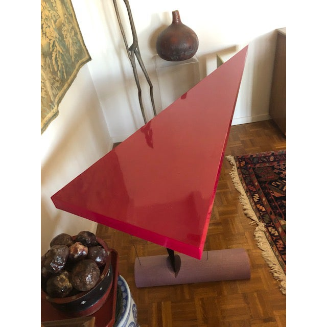 Abstract Peter Shire Brazilia Table For Sale - Image 3 of 4