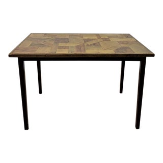 Modern Mosaic Dining Table For Sale
