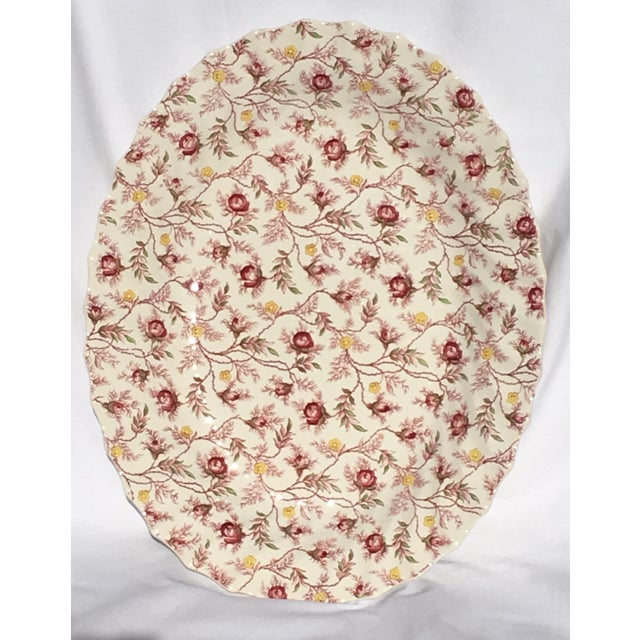 Traditional Spode Copeland Serving Platter For Sale - Image 3 of 7