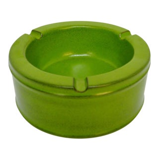 Vintage Italian Ceramic Ashtray