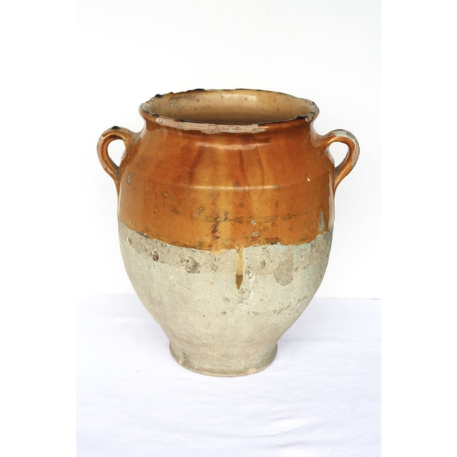 French Provence Terracotta Confit Pot - Image 3 of 6