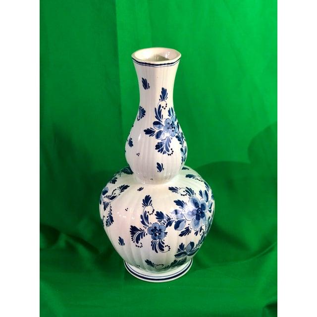 Very good condition Delft vase