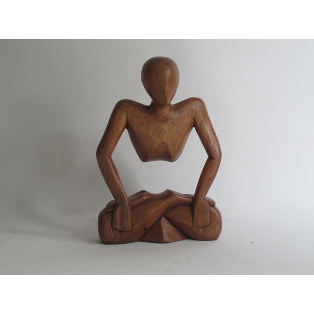 Abstract Female Sculpture - Image 7 of 7