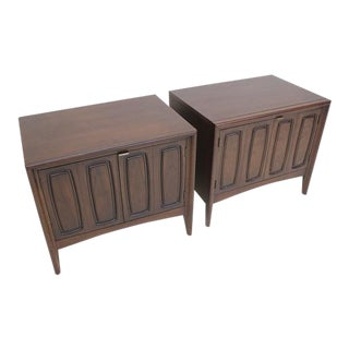 Broyhill Emphasis Nightstands - a Pair For Sale