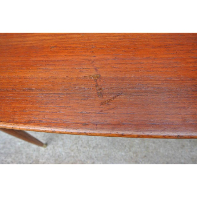 Mid 20th Century Folke Ohlsson Two-Tier Table for Dux For Sale - Image 5 of 8