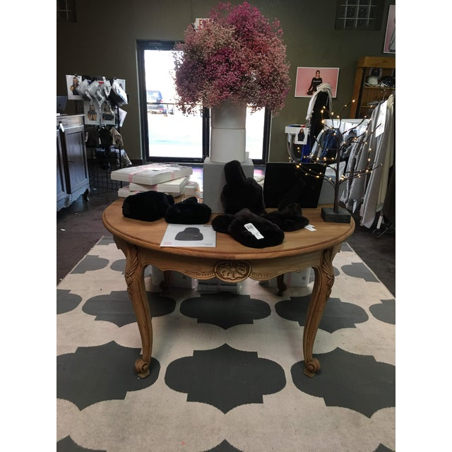 Early 20th Century Antique French Farm Table For Sale - Image 10 of 13