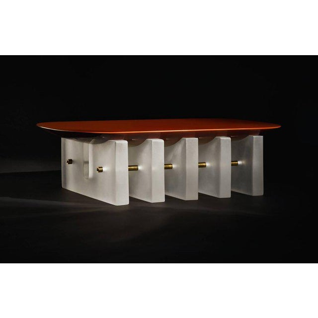 Apparatus Segment 5 Coffee Table by APPARATUS For Sale - Image 4 of 6