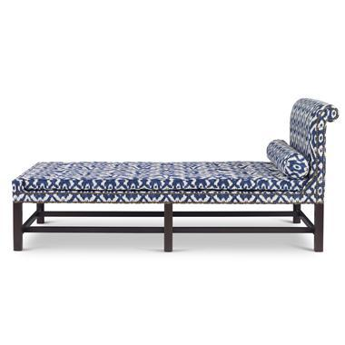 The Brookhaven Chaise is a first quality market sample that features an Ultra Plush Seat Cushion, a Fiberdown Kidney...