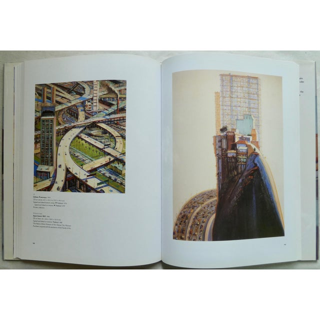 2000 - 2009 Wayne Thiebaud Retrospective Book For Sale - Image 5 of 8