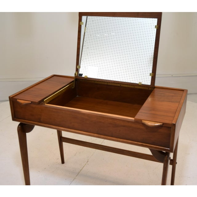 Brown Warren Church Lane Perception Series Vanity For Sale - Image 8 of 12