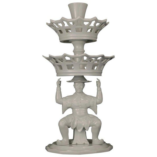 Mottahedeh Asian Epergne For Sale