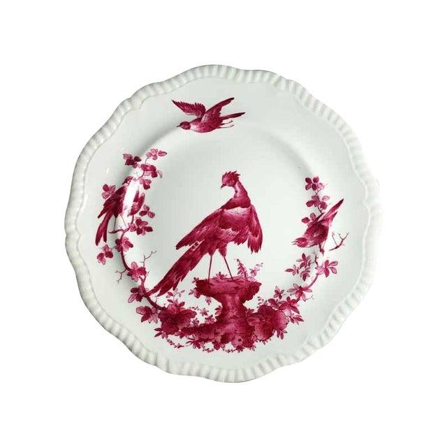 Copeland Spode Black Bird Dinner Plates - Set of 6 For Sale - Image 5 of 7