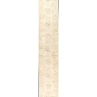"""Pasargad NY Hand-Knotted Farahan Rug-2'9"""" X 22' For Sale"""