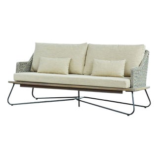 Mona Indonesian Rattan Apartment Sofa For Sale