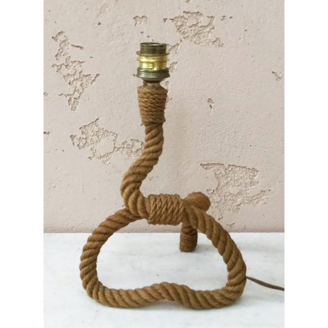 1960s 1960s Audoux Minet Lamp For Sale - Image 5 of 5