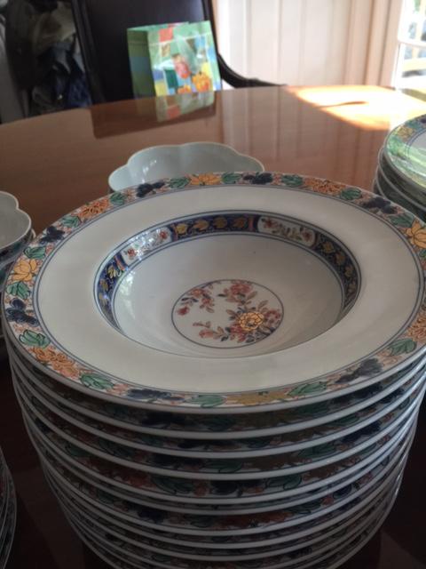 Limoges Dinnerware - Set of 12 - Image 8 ...  sc 1 st  Chairish & Raynaud u0026 Co. Limoges Dinnerware - Set of 12 | Chairish