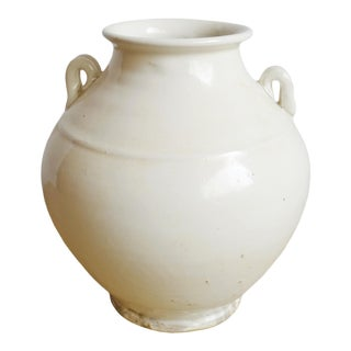 White Milk Pottery For Sale