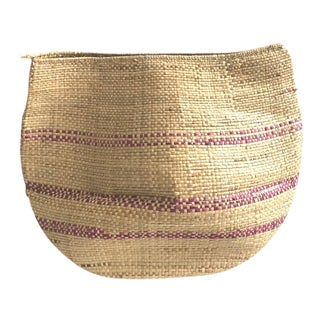 Handmade African Basket For Sale