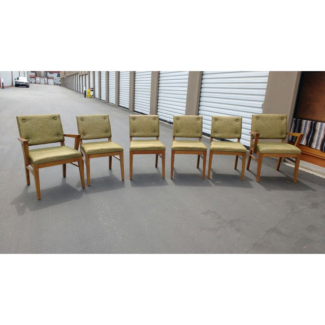 Mid-Century Dining Chairs - Set of 6 - Image 2 of 6