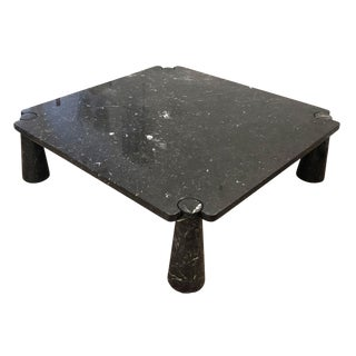 Eros Marble Coffee Table by Angelo Mangiarotti for Skipper For Sale