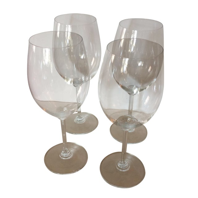 Classic Riedel Vinum Cabernet Glasses - Set of 4 - Image 1 of 9