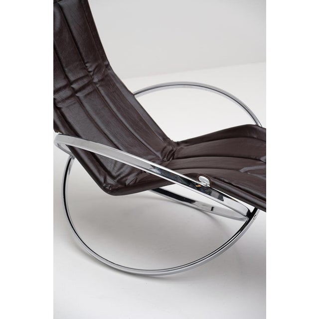 ROGER LECAL JET STAR LOUNGE CHAIR - Image 2 of 11