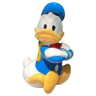 Vintage Donald Duck Cookie Jar For Sale