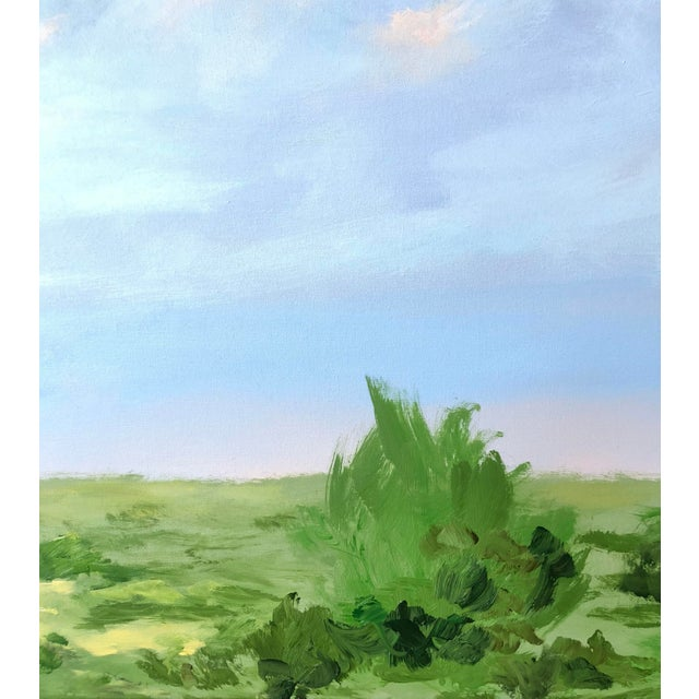 2010s Southern Abstract Landscape by Chelsea Fly For Sale - Image 5 of 8