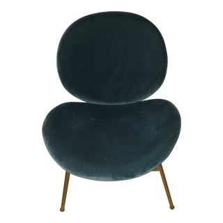 Modern West Elm Jane Chair For Sale