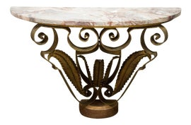 Image of Italian Demi-lune Tables