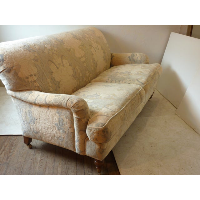 A. Rudin Early 21st Century A. Rudin Loveseat For Sale - Image 4 of 10