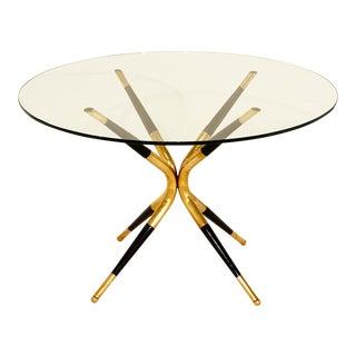 Italian Paolo Buffa Side Table For Sale