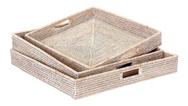 Image of Rattan Trays