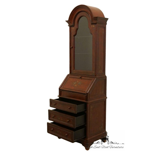 20th Century Traditional Hooker Furniture Secretary Desk For Sale In Kansas City - Image 6 of 13