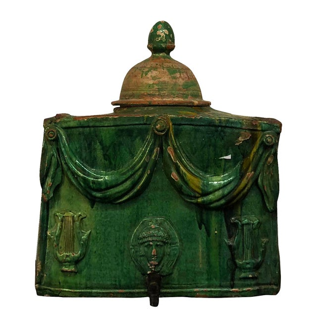 18th Century, French Wine Cooler From Provence For Sale In West Palm - Image 6 of 6