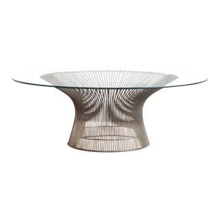 Knoll Platner Organic Modern Coffee Table For Sale