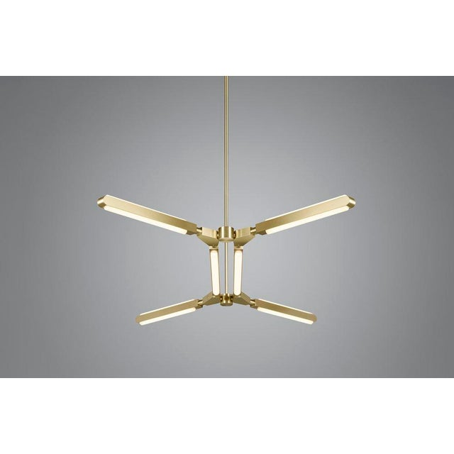 """By Pelle Starting Price: $8,860 in satin brass Specifications: 49.75"""" l x 28.25"""" w x 13.25"""" h (15lbs) Shown In: Satin..."""