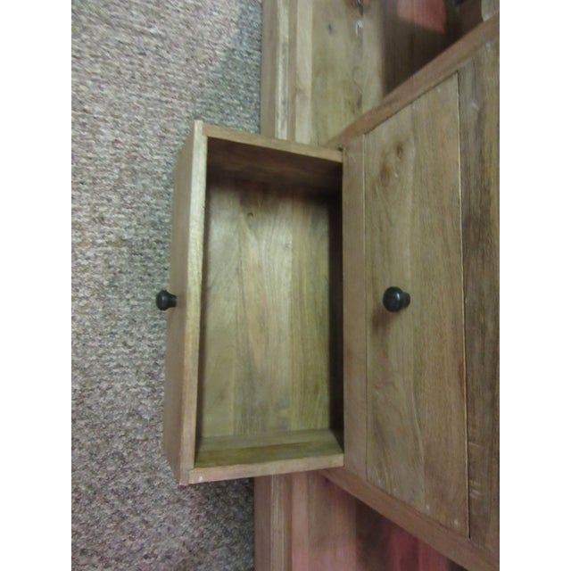 Large French Country Open-Front Cupboard For Sale - Image 10 of 10